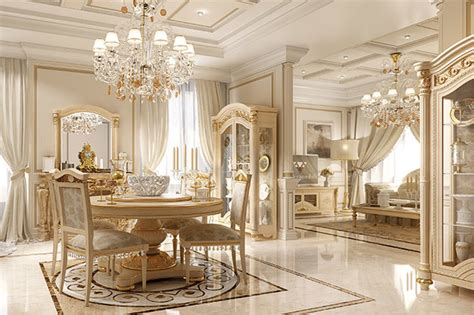 luxury italian living by gimo traditional dining room