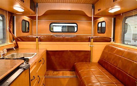 Coleman Popup Campers Floor Plans by 2015 Alaskan 6 5 Truck Camper Magazine