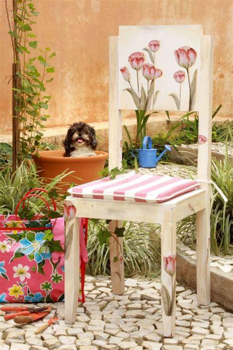 Decoupage Outdoor Furniture - 25 unique decoupage chair ideas on diy