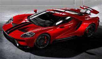 Ford Gt Pictures 2017 Ford Gt Top 10 Color Combinations From The New Ford