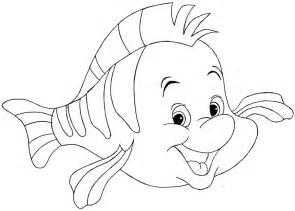 flounder disney mermaid art raptoruos knight deviantart