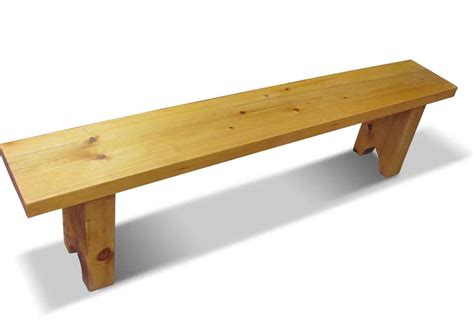 pine benches reclaimed pine farm bench olde good things