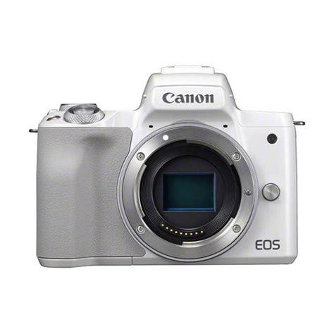 Kamera Canon White Jual Pre Order Canon Eos M50 Kamera Mirrorless White Only Harga Kualitas