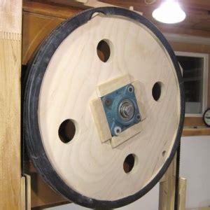 Homemade Bandsaw Wheels Homemadetools Net