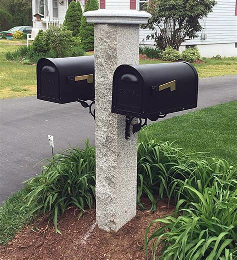 l posts for sale mailbox post granite mail box post connecticut