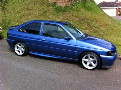Rs Kapi Top genuine cosworth 16 quot allow wheels