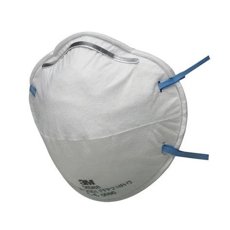 Masker Per Box 3m disposable dust mask 8810 ffp2