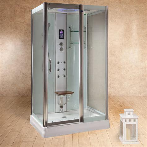 box doccia idromassaggio sauna box doccia idromassaggio 120x90 sauna bagno turco
