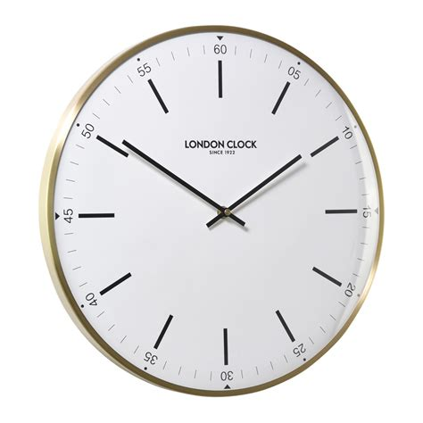 silent wall clocks buy larson silent wall clock 40cm online purely wall