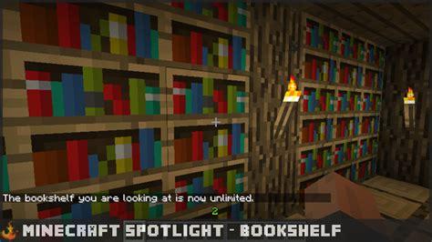 minecraft bookshelf placement 28 images bookshelf mc