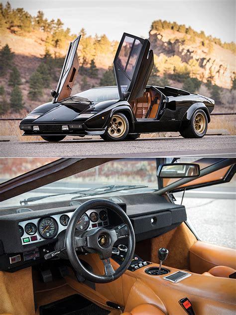 How Many Lamborghini Diablos Were Made Before The Aventador There Was The Lamborghini Countach