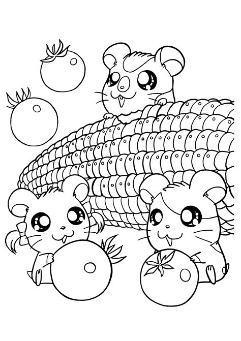 printable coloring pages kawaii kawaii japanese coloring pages