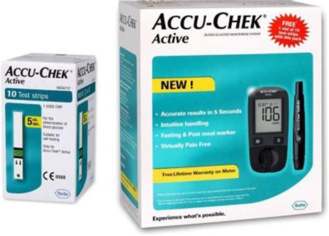 Accuchek Aktif accu chek active glucometer price in india buy accu chek