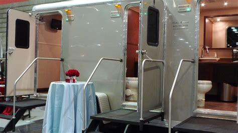 portable bathroom rentals for weddings special events porta potty rental pros blog