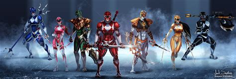 power rangers painting 1000 images about gogo power rangers on power