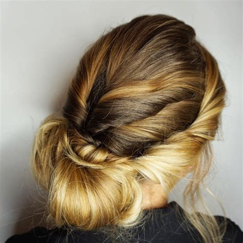 diy upstyle hairstyles easy updos long hair find your perfect hair style