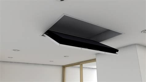 ceiling tv lift future automation ceiling tv lift mechanism ch3 ch4 ch5