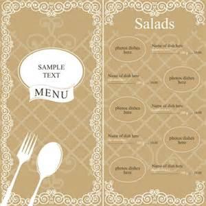 speisekarten vorlagen zum gestalten 187 saxoprint blog