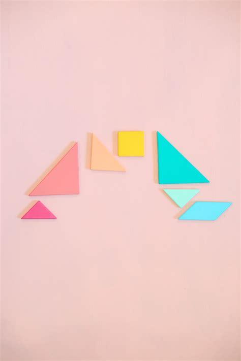 tangrams lovely