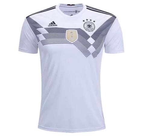 Kaos Tshirt Germain germany 2018 world cup home jersey