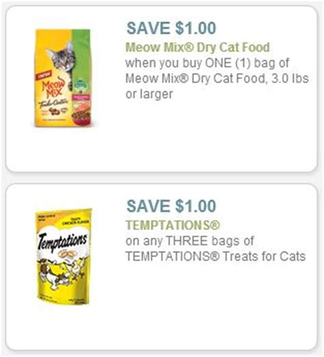 dog food coupons mailed fred meyer disney cat food just 13 unmarked deal