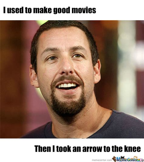 Adam Meme - adam sandler by auren meme center