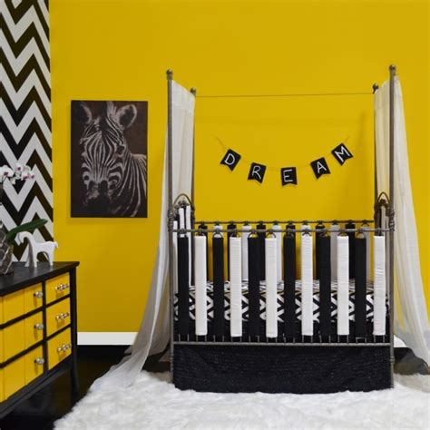 Vertical Bumpers For Cribs by Bumper Vertical Crib Liners Black White 38