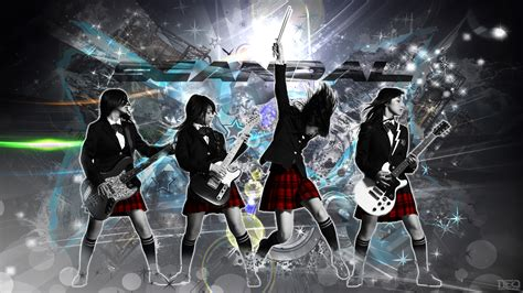 J Rocks Band 5 j rock by neo musume on deviantart