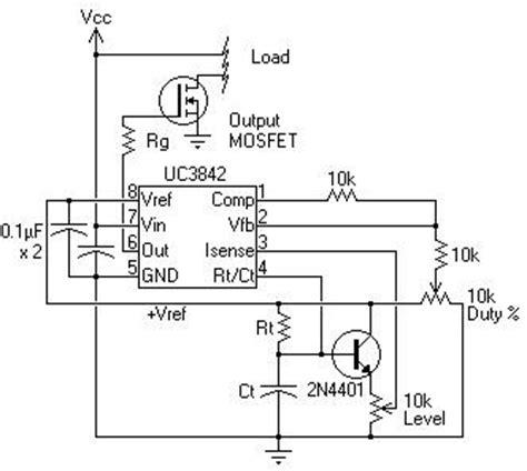 nte electronics circuit power supply switching ic uc