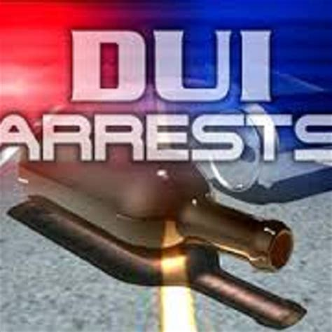 Dwi Arrest Records Arrested For Dui Dui Arrests