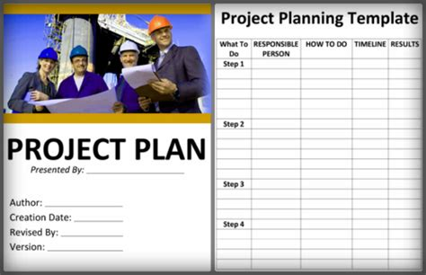 8 Project Plan Exles Download Free Sle Templates In Word Pdf Draft Project Plan Template