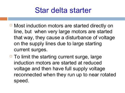 operation of induction motor ppt delta operation of induction motor 28 images single phase induction motor introduction to