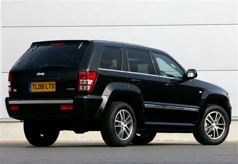 2008 Jeep Grand Limited Jeep Grand S Limited Uk Version 2008j