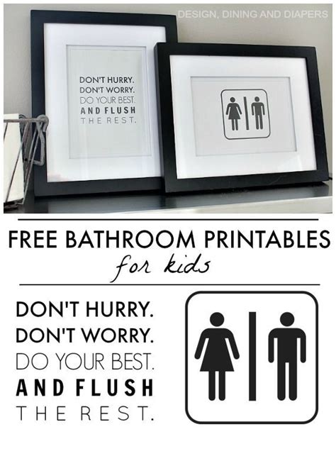 printable bathroom quotes best 25 bathroom printable ideas on pinterest bathroom