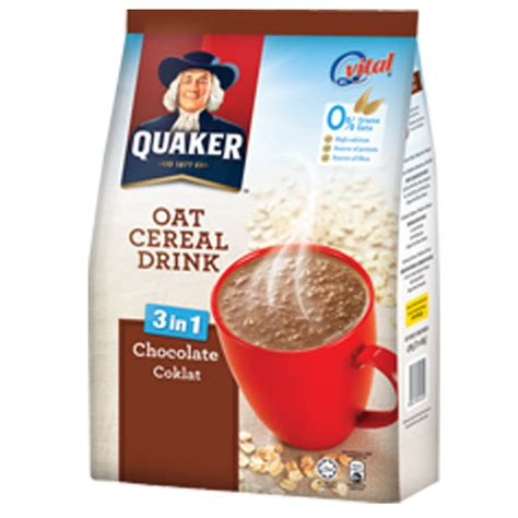 Sereal Instant Oatmeal Cereal oat cereal drink 3 in 1 vanilla original chocolate