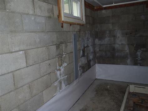 dryzone llc basement waterproofing photo album