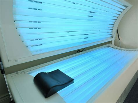 tanning bed cancer tanning beds substantially raise skin cancer risks shots