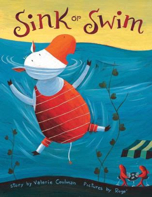 sink or swim book sink or swim by valerie coulman rog 233 girard paperback