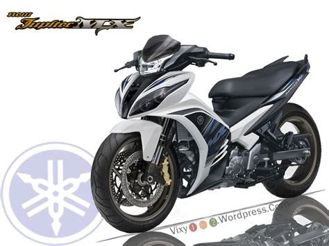 Modifikasi Jupiter Mx Dengan Batok Jupiter Z by Design Jupiter Mx Pake Da2 Jupe Vixy182 S