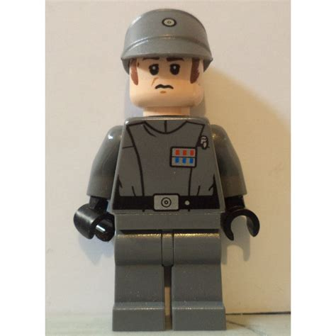 Lego Imperial Officer by Lego Imperial Officer Minifigure Inventory Brick Owl