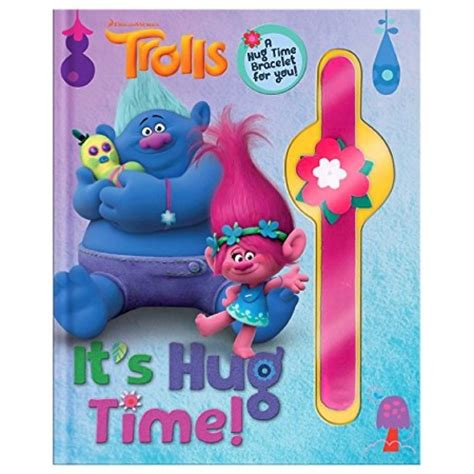 branch s bunker birthday dreamworks trolls golden book books it s hug time target