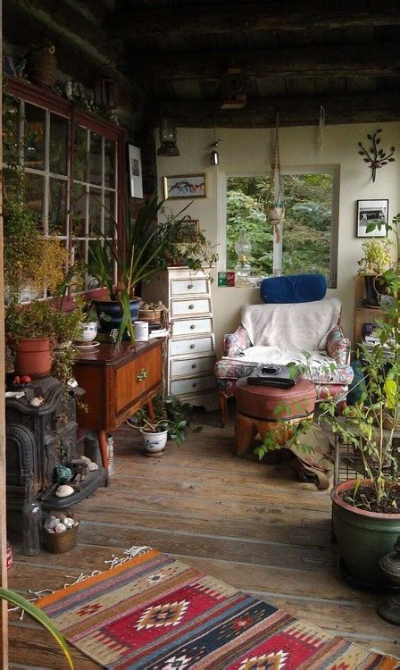 Wohnzimmer Idee 5006 by Fl Ra Boho Interior Design Ideas Plants Living Room