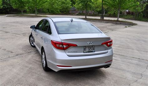 2015 Hyundai Sonata ECO Review