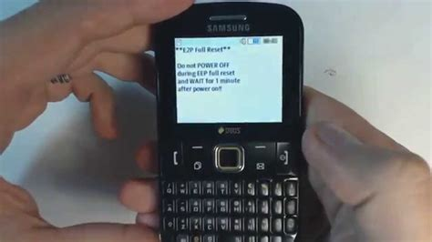 reset samsung ch password samsung ch t 222 e2222 factory reset youtube