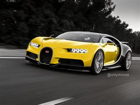 yellow bugatti black yellow edit by onlychirons bugatti chiron