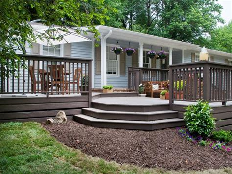 traditional and comfortable decks for everyday use diy