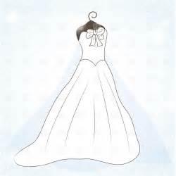 Pics photos royalty free wedding dress clipart illustrations vector
