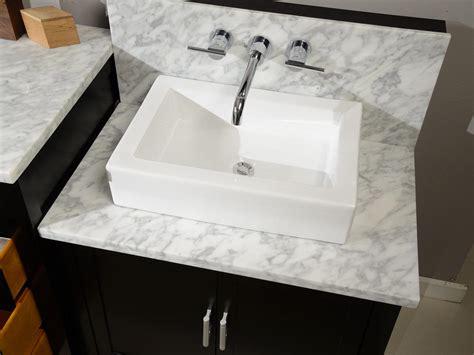 white vanity top for vessel sink 84 quot torrington vessel sink vanity espresso