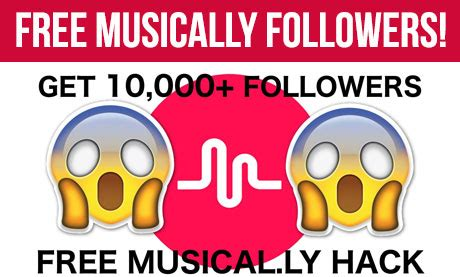 musically fans no verification or survey musically hack followers and like musically fans hack