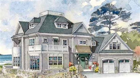 maine house plans maine idea house coastal living southern living house